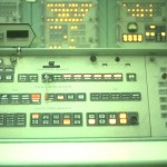 Titan II Launch Control Panel