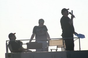 Commentary from the Perch during AusFly 2012