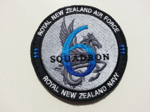 6 SQN is combined RNZAF & RNZN