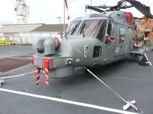 HMS Daring's Lynx