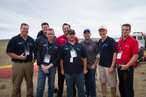 Team PCDU at Avalon 2013
