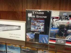 Tyabb Air Show 2014 DVD on the shelves at Skylines