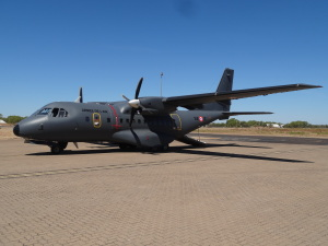French Armed Forces in New Caledonia (FANC) CASA CN235 Transport