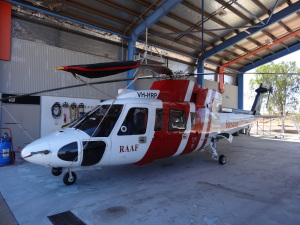 CHC's Sikorsky S61 SAR Helicopter