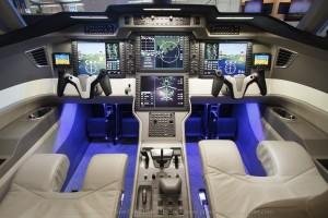 Pilatus PC24 Cockpit Mockup