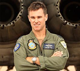 Matt Hall - RAAF